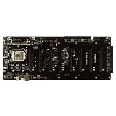 BIOSTAR TB250-BTC D+ mining motherboard