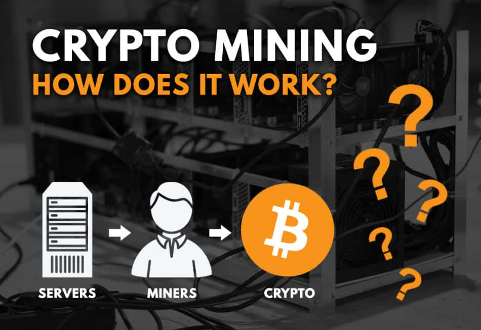 how is cryptocurrency mining done