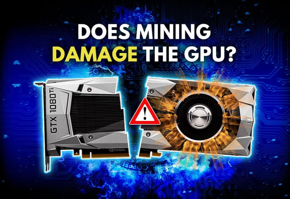 does mining damage GPU