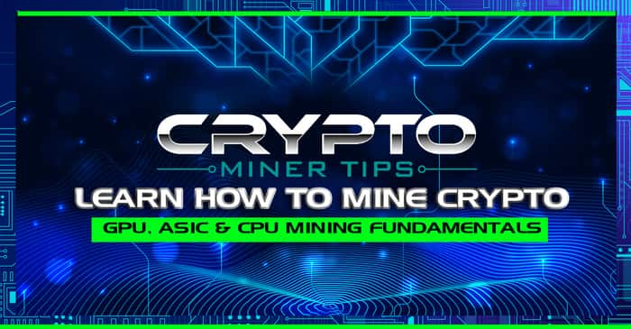 Crypto MIner Tips Fb Banner